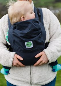 KahuBaby Carrier in Slate