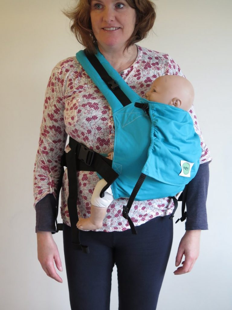 Carry your child on your hip, with KahuBaby