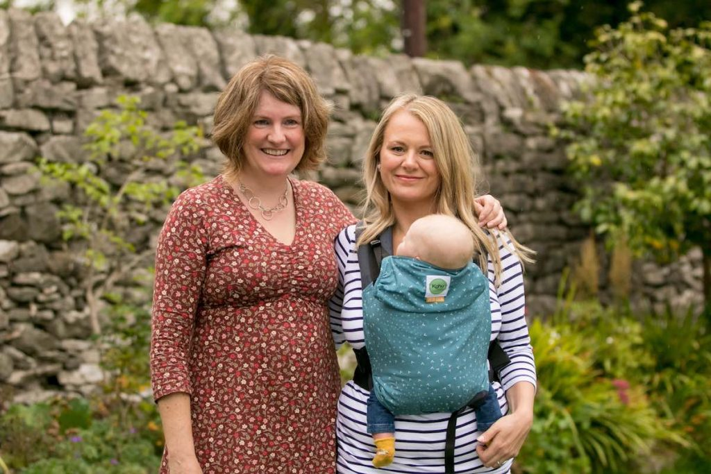 Lake District brand KahuBaby partners with renowned surface textile designer Jojo Coco Designs
