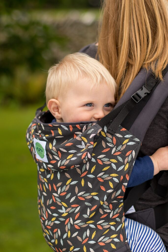 KahuBaby carrier for simple togetherness
