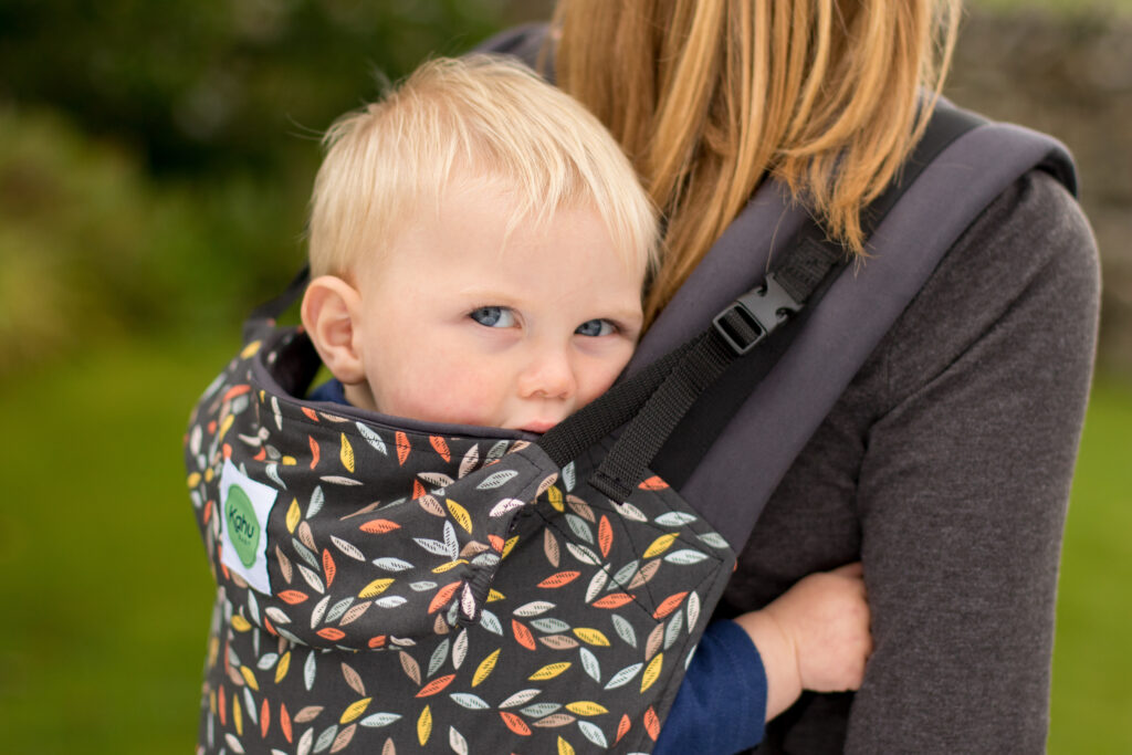 Keep your child close with KahuBaby